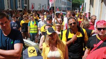 Kundgebung RP Darmstadt