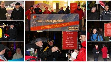 Aktion Befristung Wiesbaden