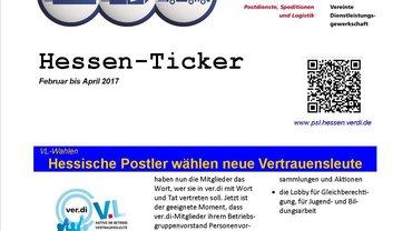 Hessen Ticker 2/17 bis 4/17