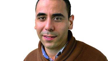 Abdelhak Benayad, stellvertretender Betriebsratsvorsitzender NiederlassungBrief der Deutschen Post in Dortmund.