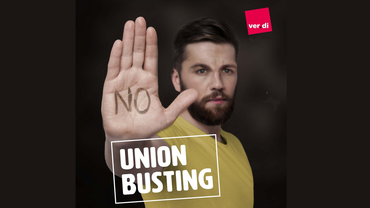No to Union Busting