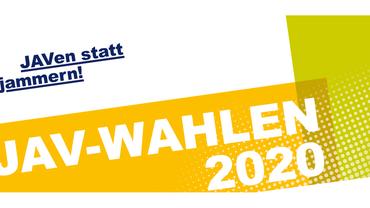 Logo der JAV Wahlene 2020